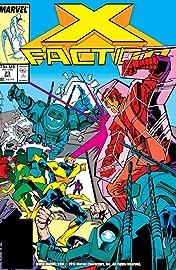 X-Factor (1986-1998) #23