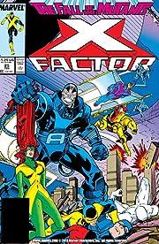 X-Factor (1986-1998) #25