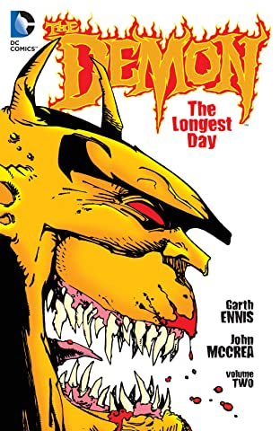 The Demon (1993-1995) Tome 2: The Longest Day