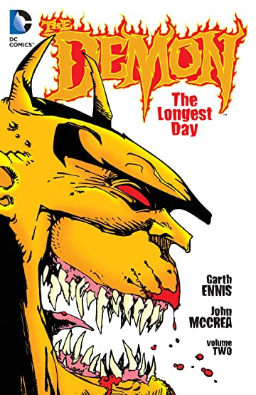 The Demon (1993-1995) Vol. 2: The Longest Day