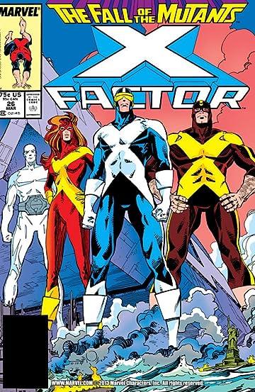 X-Factor (1986-1998) #26