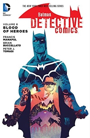 Batman: Detective Comics (2011-2016) Tome 8: Blood of Heroes