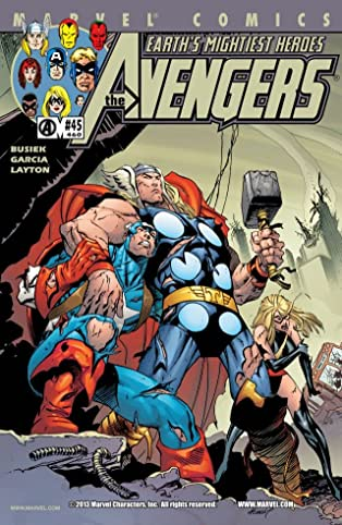 Avengers (1998-2004) #45