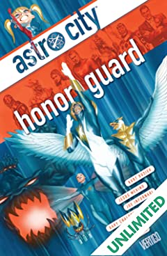 Astro City (2013-2018) Vol. 13: Honor Guard