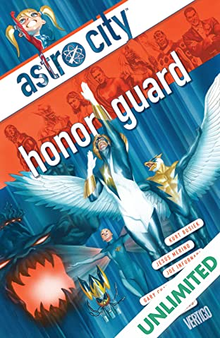 Astro City (2013-) Vol. 13: Honor Guard