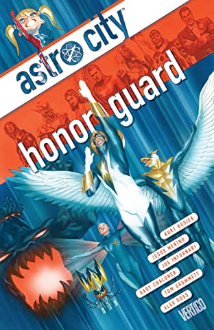 Astro City (2013-2018) Tome 13: Honor Guard