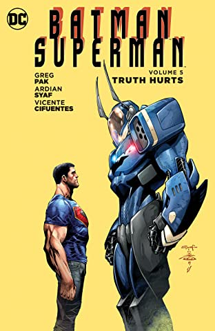 Batman/Superman (2013-2016) Vol. 5: Truth Hurts