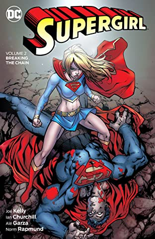 Supergirl (2005-2011) Tome 2: Breaking the Chain