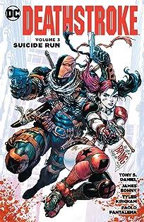 Deathstroke (2014-2016) Vol. 3: Suicide Run