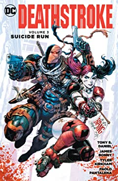 Deathstroke (2014-2016) Vol. 3: Suicide Run