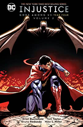 Injustice: Gods Among Us: Year Four (2015) Vol. 2