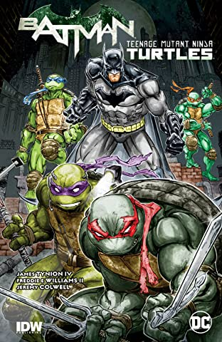 Batman/Teenage Mutant Ninja Turtles Tome 1