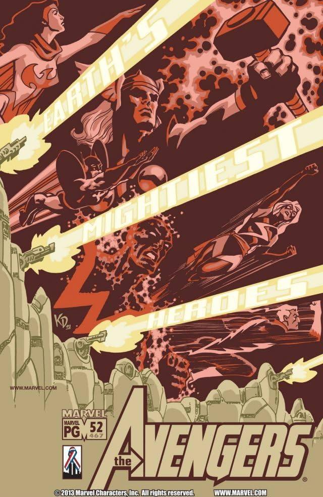 Avengers (1998-2004) #52