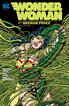 Wonder Woman By George Perez Vol. 1