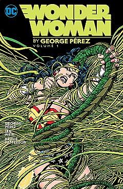 Wonder Woman By George Perez Tome 1