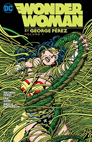 Wonder Woman By George Perez Tome 1