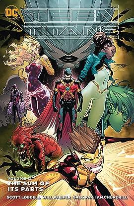 Teen Titans (2014-2016) Vol. 3: The Sum of its Parts