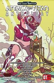 Attack on Titan Anthology FCBD Sampler Vol. 1