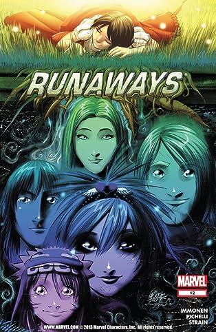 Runaways (2008-2009) #12