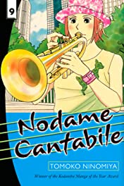 Nodame Cantabile Vol. 9