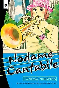 Nodame Cantabile Vol. 9
