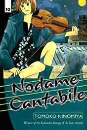 Nodame Cantabile Vol. 10