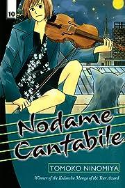 Nodame Cantabile Tome 10