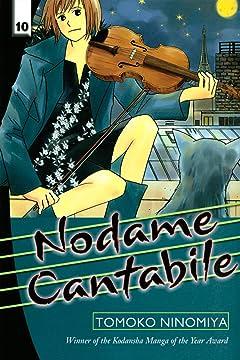 Nodame Cantabile Vol. 10
