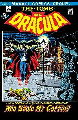 Tomb of Dracula (1972-1979) No.2