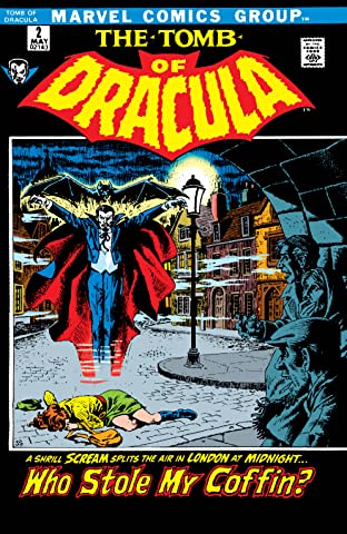 Tomb of Dracula (1972-1979) #2