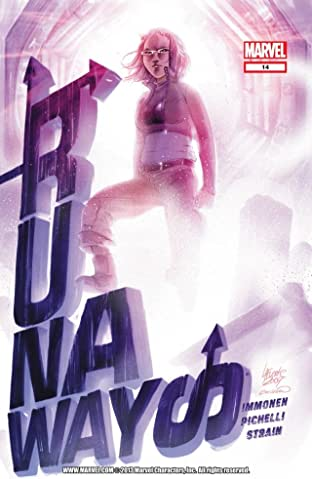 Runaways (2008-2009) #14