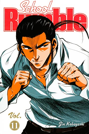 School Rumble Vol. 11
