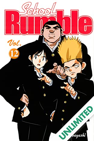 School Rumble Vol. 12