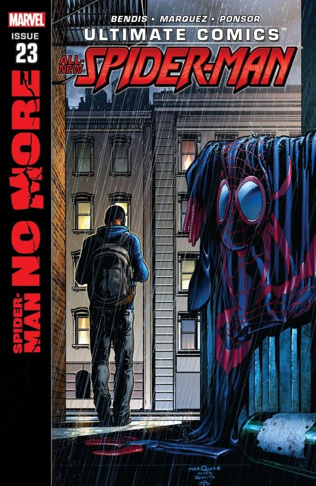 Ultimate Comics Spider-Man (2011-2013) #23