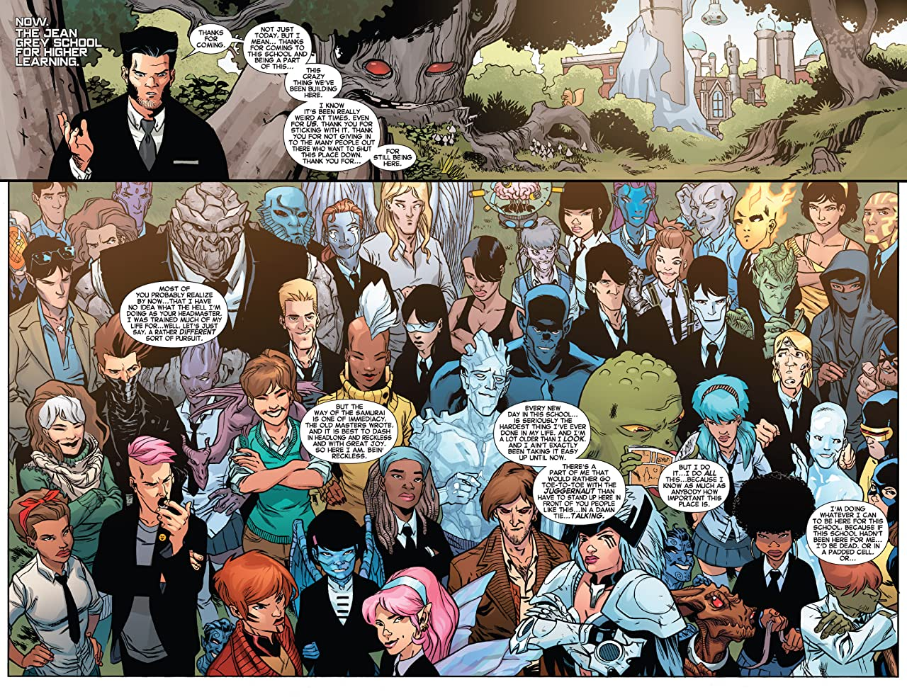 Wolverine and the X-Men #29