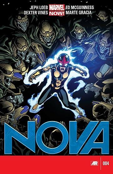 Nova (2013-2015) #4
