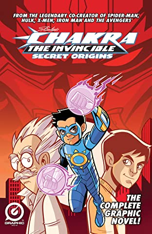 Stan Lee's Chakra The Invincible Vol. 1: Secret Origins