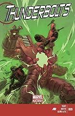 Thunderbolts (2012-) #9