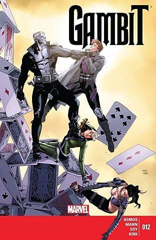 Gambit (2012-2013) No.12