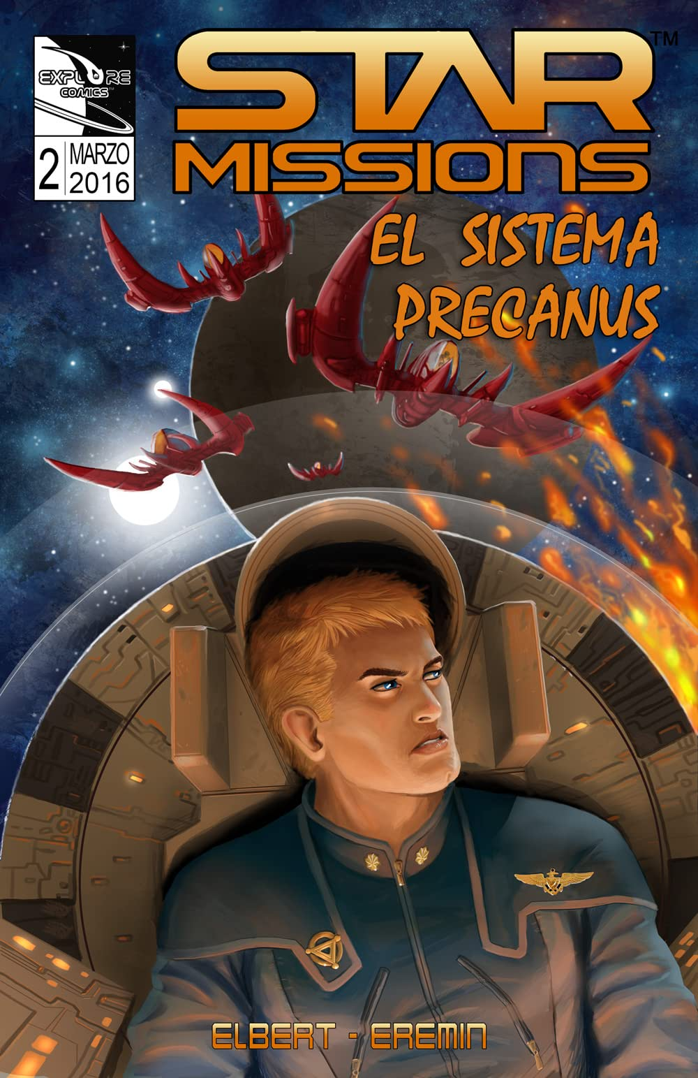 Star Missions - Spanish #2