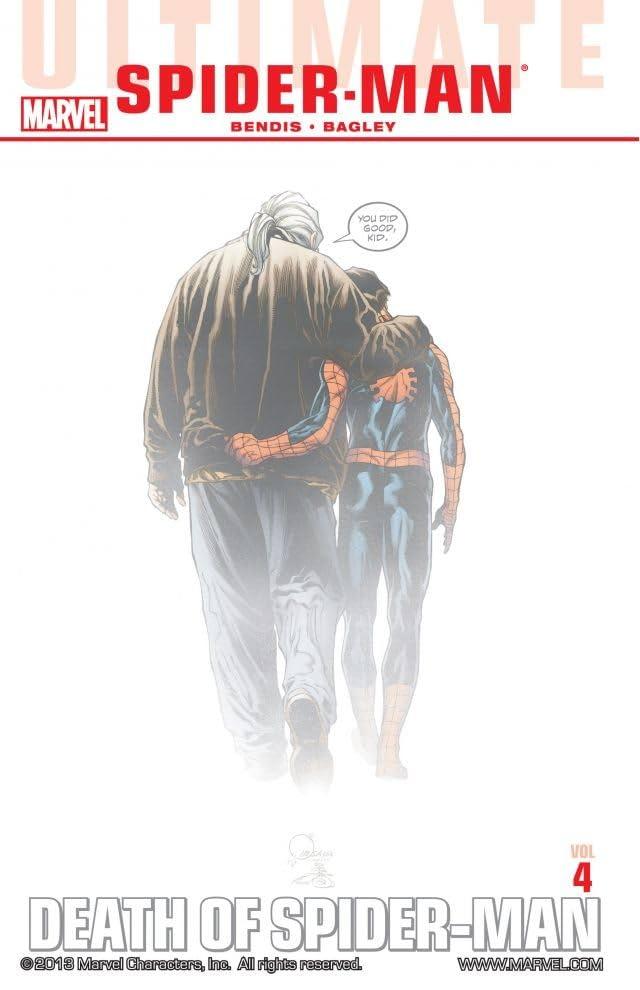 Ultimate Comics Spider-Man Vol. 4: Death Of Spider-Man
