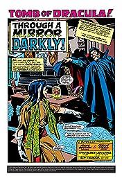 Tomb of Dracula (1972-1979) #4