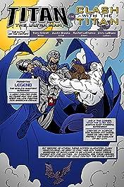 Titan the Ultra Man #1-B