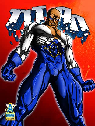 Titan the Ultra Man #1-B