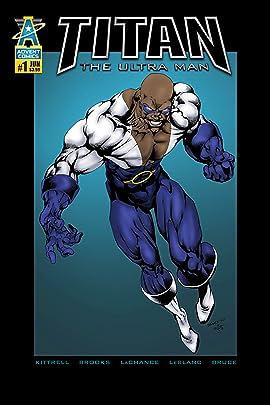 Titan the Ultra Man #1-A