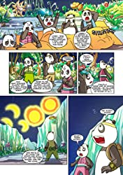 Po Li Pandas Dragon Claw Heroes: Lost in Space #1