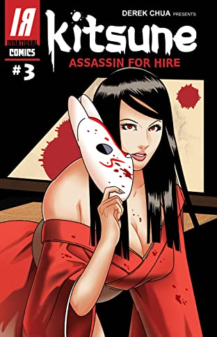 Kitsune: Assassin For Hire #3