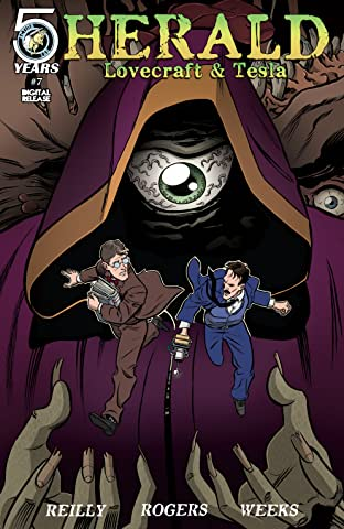 Herald: Lovecraft & Tesla #7