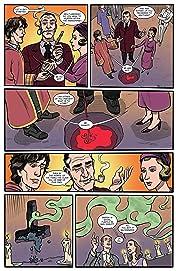Herald: Lovecraft & Tesla #7