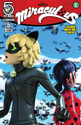 Miraculous: Tales of Lady Bug and Cat Noir #5